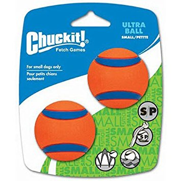 Chuckit Ultraball Small 2pk